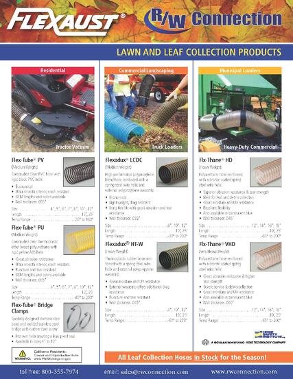 Flexaust Lawn & Leaf Flyer
